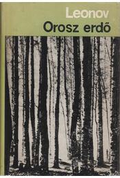 Orosz erdő - Leonov, Leonyid - Régikönyvek