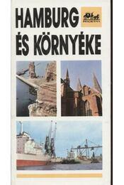 Hamburg és környéke - Lindner László - Régikönyvek