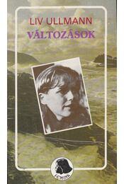 Változások - Liv Ullmann - Régikönyvek