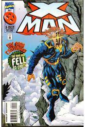 X-Man Vol. 1. No. 5 - Loeb, Jeph, Skroce, Steve - Régikönyvek