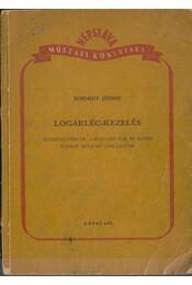 Logarléc-kezelés - Régikönyvek