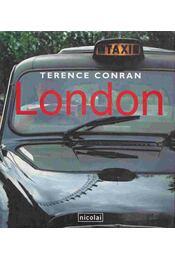 London - Terence Conran - Régikönyvek