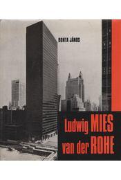 Ludwig Mies van der Rohe - Régikönyvek