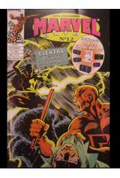 Marvel 1994/6. december 12. szám - Régikönyvek
