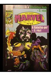Marvel 1995/15. - Régikönyvek