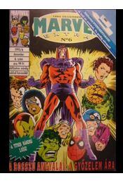 Marvel 1993/6 december 6. szám - Régikönyvek