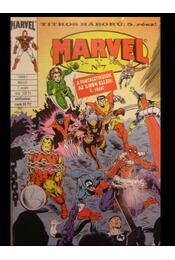 Marvel 1994/1 február 7. szám - Régikönyvek