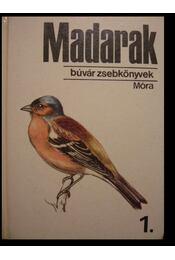 Madarak 1. - Régikönyvek