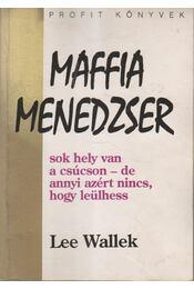 Maffia menedzser - Régikönyvek