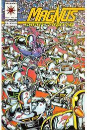 Magnus Robot Fighter Vol. 1. No. 29 - Régikönyvek