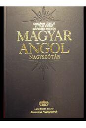 Magyar-Angol nagyszótár - Régikönyvek