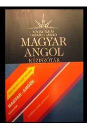 Magyar-angol kéziszótár - Régikönyvek