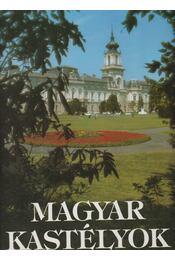 Magyar kastélyok - Régikönyvek