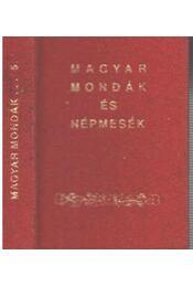 Magyar mondák és népmesék 5. kötet (mini) - Harsányi László - Régikönyvek