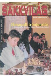 Magyar Sakkvilág 2004. év (teljes) - Régikönyvek