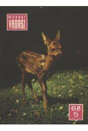 Magyar Vadász 1968/5. - Régikönyvek