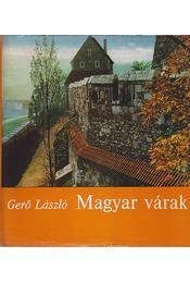 Magyar várak - Régikönyvek