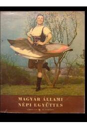 Magyar Állami Népi Együttes - Régikönyvek