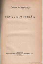 Magyar csodák - Régikönyvek