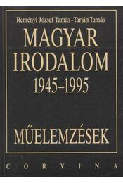 Magyar irodalom 1945-1995 - Régikönyvek