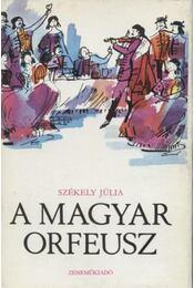 A magyar Orfeusz - Régikönyvek