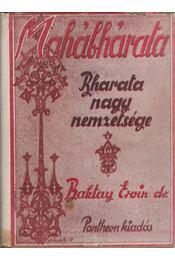 Mahábhárata - Régikönyvek