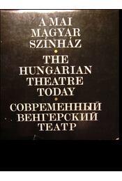 A mai magyar színház - Régikönyvek