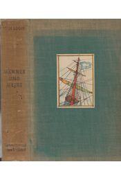 Manner und Meere - Van Loon, H. W. - Régikönyvek