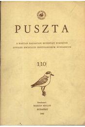 Puszta 1/10 - Marián Miklós (szerk.) - Régikönyvek