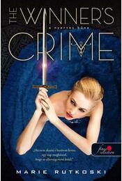 The Winner's Crime - A nyertes bűne (A nyertes trilógia 2.) - Marie Rutkoski - Régikönyvek