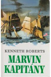 Marvin kapitány - Régikönyvek