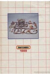 Matchbox 1989 - Régikönyvek