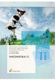 Matematika 11. - Vancsó Ödön - Régikönyvek