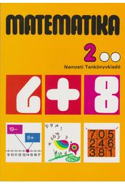 Matematika 2. - Balogh Artúrné, Dr. Tóthné Molnár Sára, Tarnai Ottoné - Régikönyvek