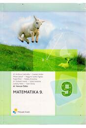 Matematika 9. - Vancsó Ödön - Régikönyvek