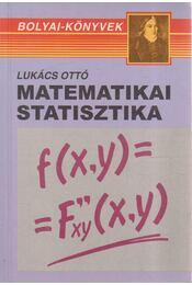 Matematikai statisztika - Régikönyvek