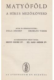Matyóföld - Régikönyvek