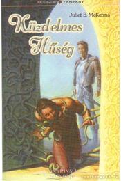 Küzdelmes hűség - McKenna, Juliet E. - Régikönyvek