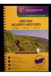 Mecsek, Villányi-hegység - Régikönyvek