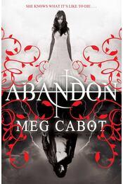 Abandon - Meg Cabot - Régikönyvek