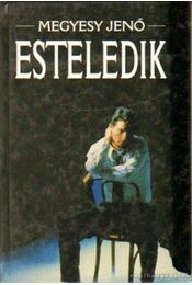 Esteledik - Megyesy Jenő - Régikönyvek