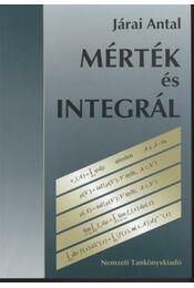 Mérték és integrál - Régikönyvek