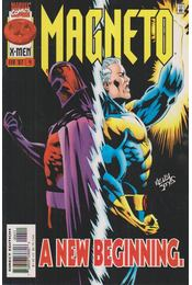 Magneto Vol. 1. No. 4. - Milligan, Peter, Jorge Gonzalez, Jones, Kelley - Régikönyvek