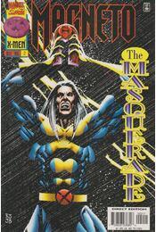 Magneto Vol. 1. No. 2. - Milligan, Peter, Jorge Gonzalez, Jones, Kelley - Régikönyvek
