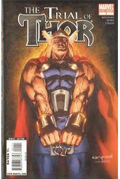 Thor: The Trail of Thor No. 1 - Milligan, Peter, Nord, Cary - Régikönyvek