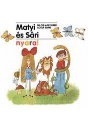 Matyi és sári nyaral - Milos Macourek - Régikönyvek