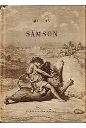 Sámson - Milton, John - Régikönyvek