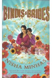 Bindis and Brides - MINHAS, NISHA - Régikönyvek