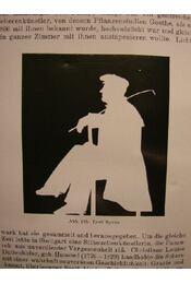 Miniaturen und Silhouetten - Régikönyvek