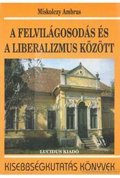 A felvilágosodás és a liberalizmus között - Miskolczy Ambrus - Régikönyvek